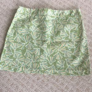 "J. Crew skirt 16"" long, size 8"